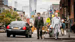 Alfred Molina (left) plays George and John Lithgow plays Ben in Love Is Strange.