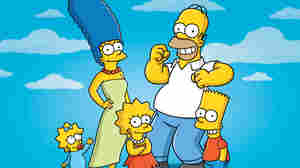 Prepare For 'The Simpsons' Marathon With Interviews From The 'Fresh Air' Archives