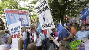 Same-Sex Marriages On Hold In Virginia After Supreme Court Weighs In