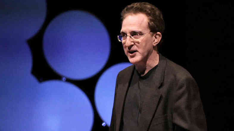 Dr. Brian Goldman speaking at TEDxToronto.