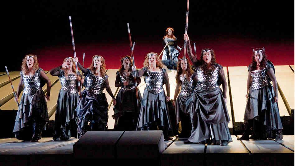 Hojotoho! How much Metropolitan Opera trivia do you know?