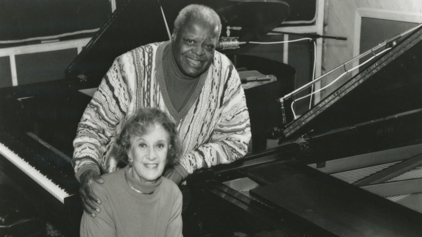 Oscar Peterson On Piano Jazz