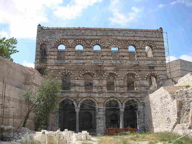 """Tekfur Palace is also known as the Palace of Phorphyrogenitus, or """"born to the purple"""" in Greek. It was home to the last Byzantine emperor."""