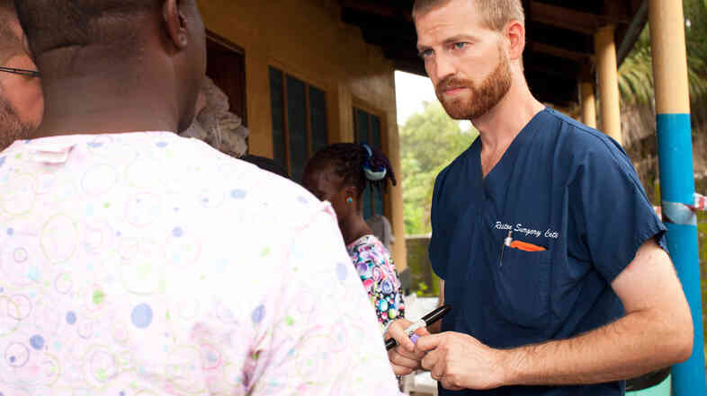 Less than a month after being airlifted from Liberia, Dr. Kent Brantly will be released from the hospital where he's been treated for Ebola.