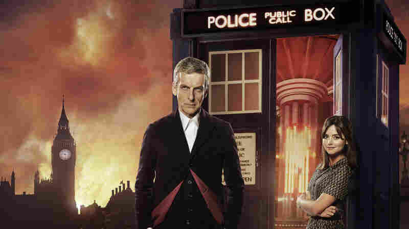 TV's New Doctor Who Has An Old Connection To The Series