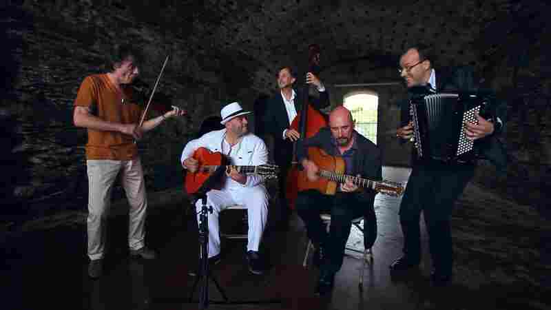 The Fastest Fingers At The Festival, For Django Reinhardt