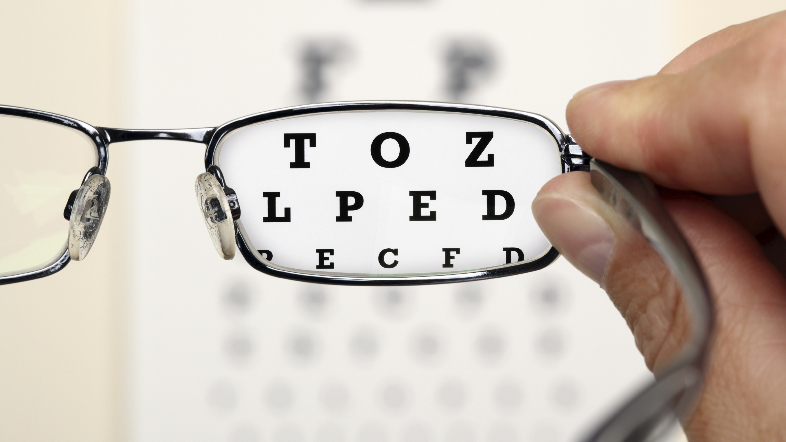 Vision Problems Increase The Risk Of Early Death In Older People