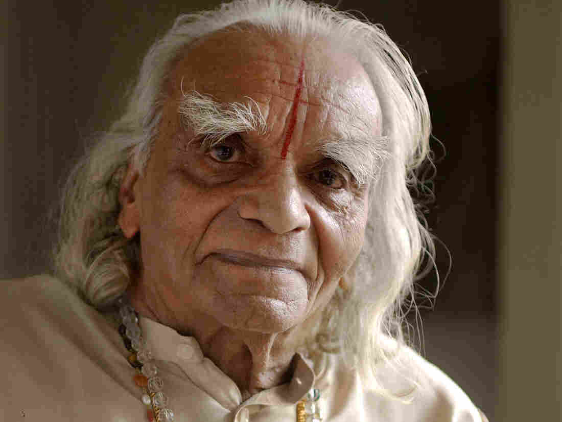 If it weren't for B.K.S. Iyengar, yoga wouldn't be quite as popular in the West. This photo of the yogi, who died this week at 95, was taken in Karnataka, India on May 3, 2005.