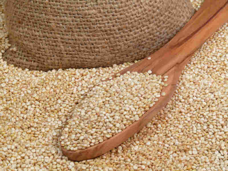 Grown for thousands of years in South America, quinoa crossed the Atlantic for the first time in the 21st century, according to the United Nations.