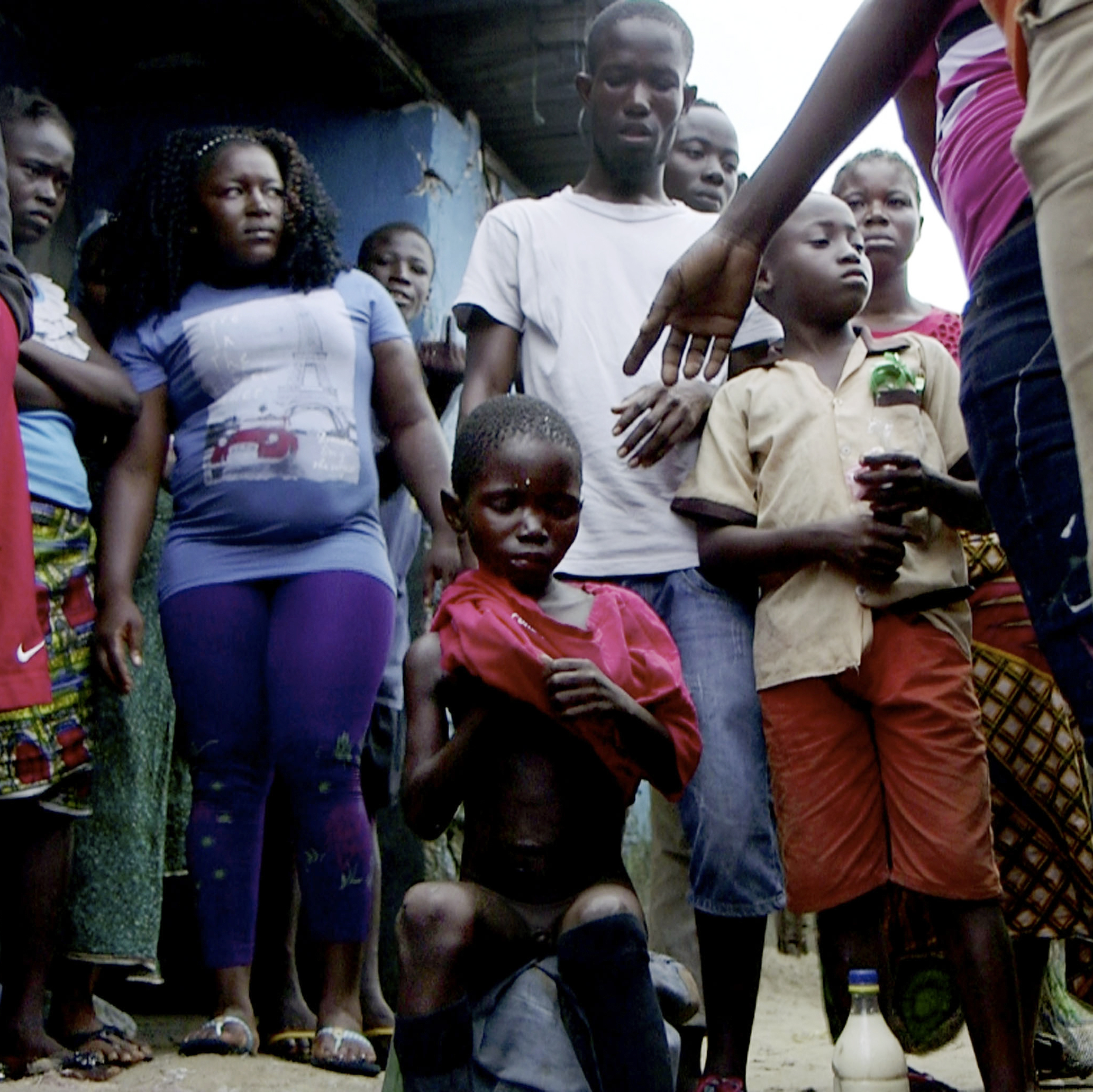 The 10-Year-Old Boy Has Died, Probably Of Ebola : Goats