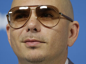 "Cuban-American rapper Pitbull has popularized the Spanish expression ""dale"" among fans all over the world, including non-Spanish speakers."