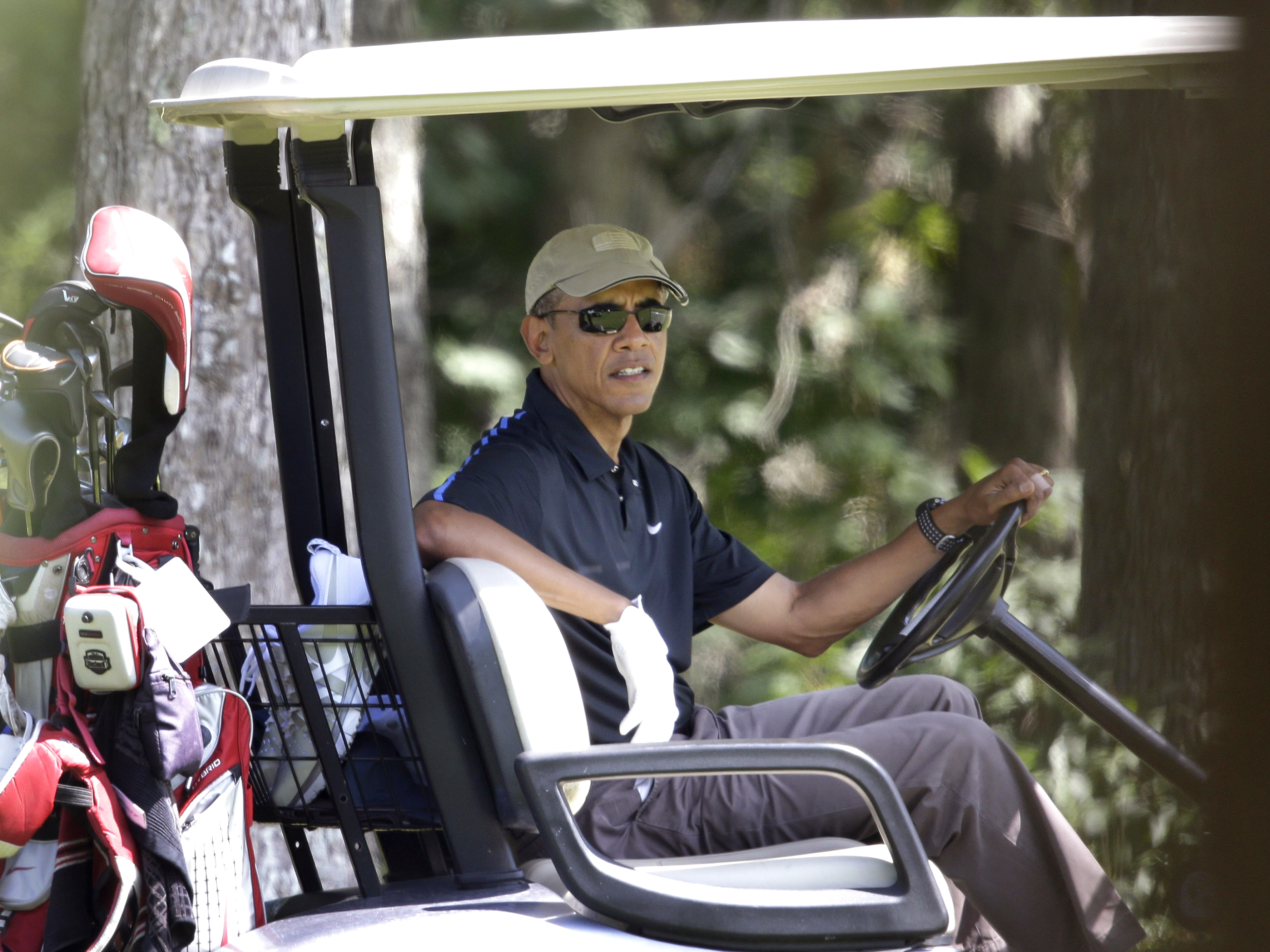 For Obama, August Is The Cruelest Month