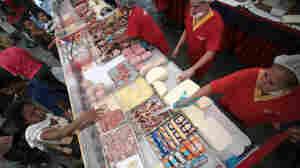 Eggs, Milk And Ink: Venezuela Wants All Supermarket Shoppers Fingerprinted