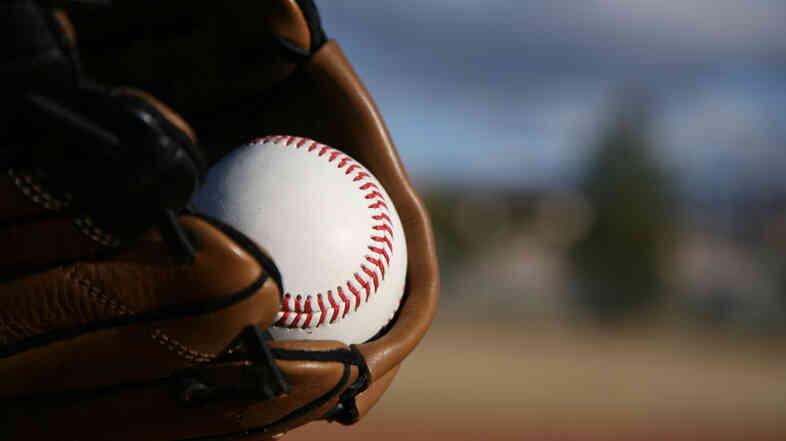 Baseball park magic.