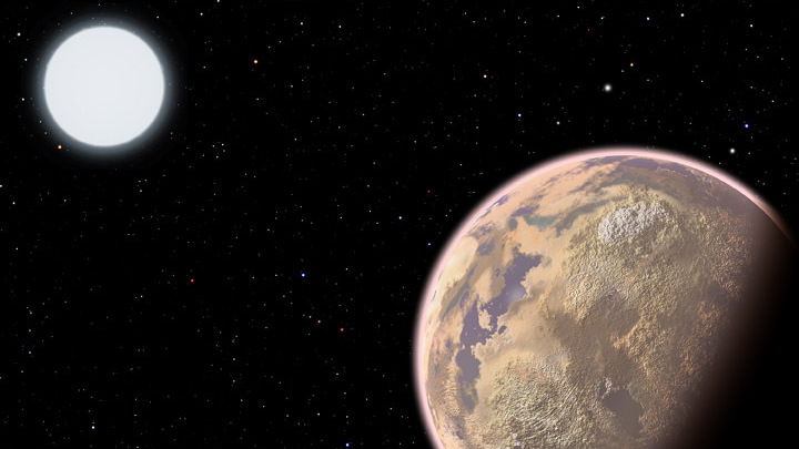 Scientists Searching For Alien Air Pollution