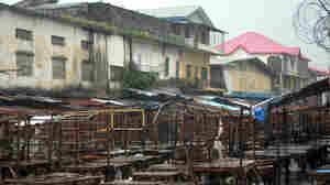 A Food Crisis Follows Africa's Ebola Crisis