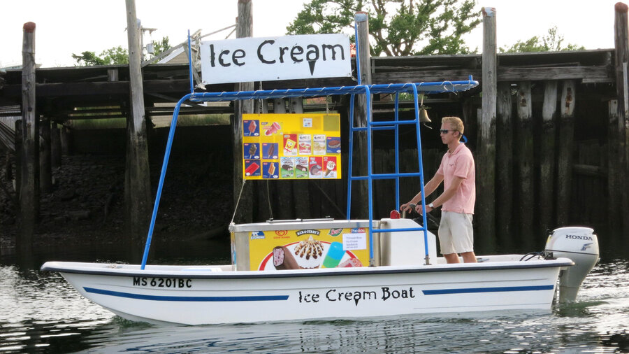 Are Food Boats The Next Food Trucks Dont Count On It The Salt NPR