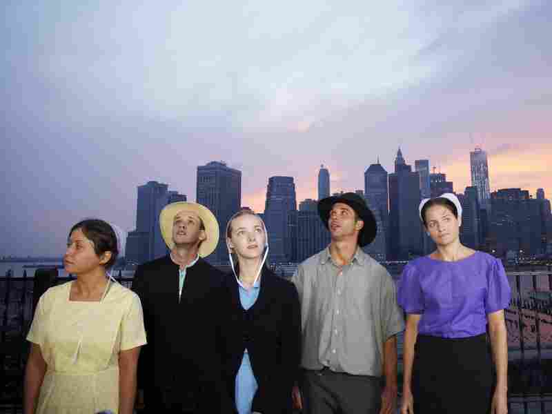 Breaking Amish on TLC follows a group of young Amish and Mennonites who move to New York City.