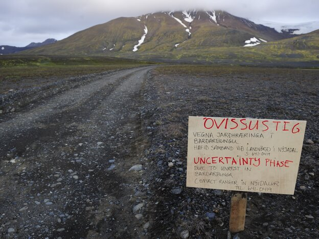 Iceland Ups Aviation Warning As Volcano Rumbles