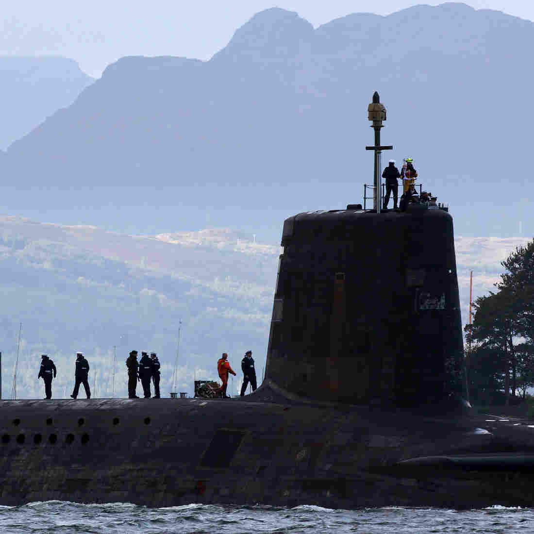 Scotland's Independence Vote And The Fate Of Britain's Nuclear Subs