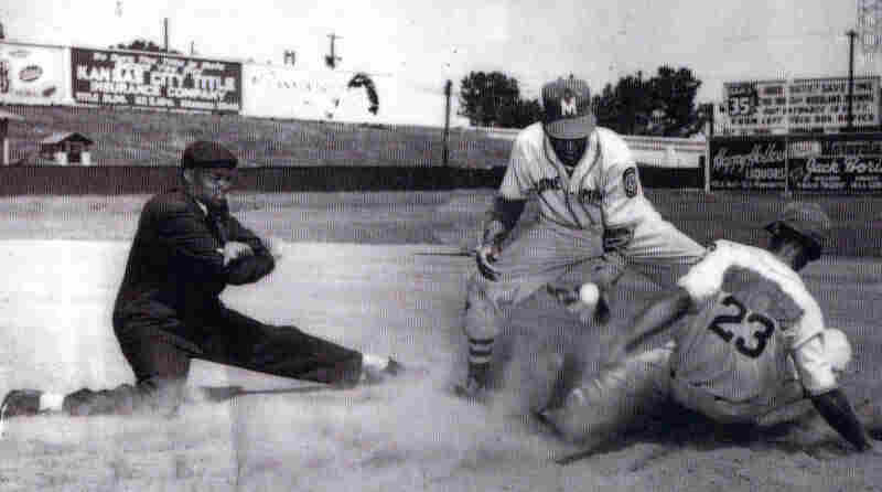 Motley was known for his animated and dramatic calls as an umpire.