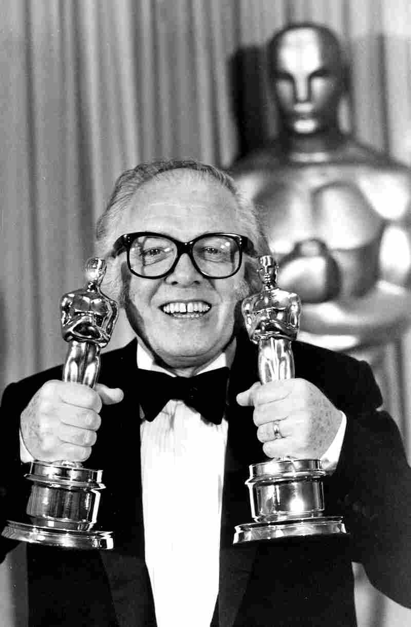 Director Richard Attenborough won two Academy Awards for Gandhi.