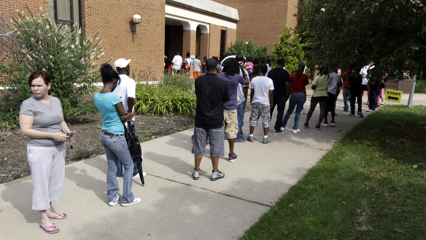 In Ferguson, Court Fines And Fees Fuel Anger : NPR