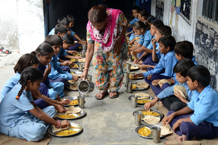 Image result for india school meal