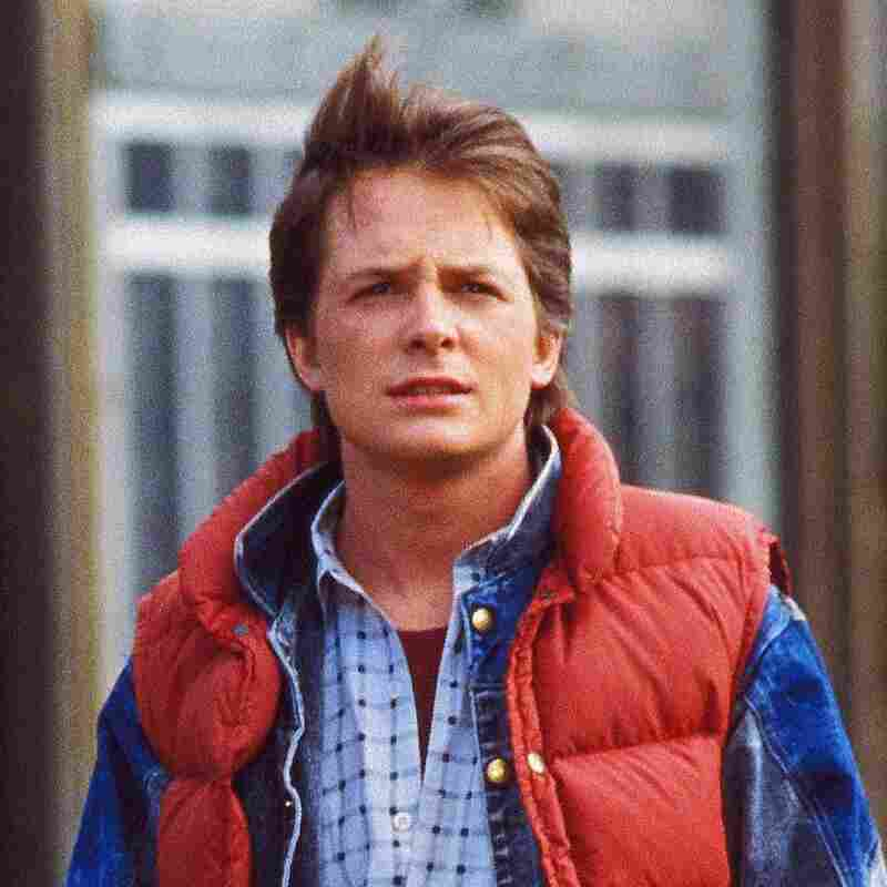 Cosmic Query: What Color Is Marty McFly's Vest?