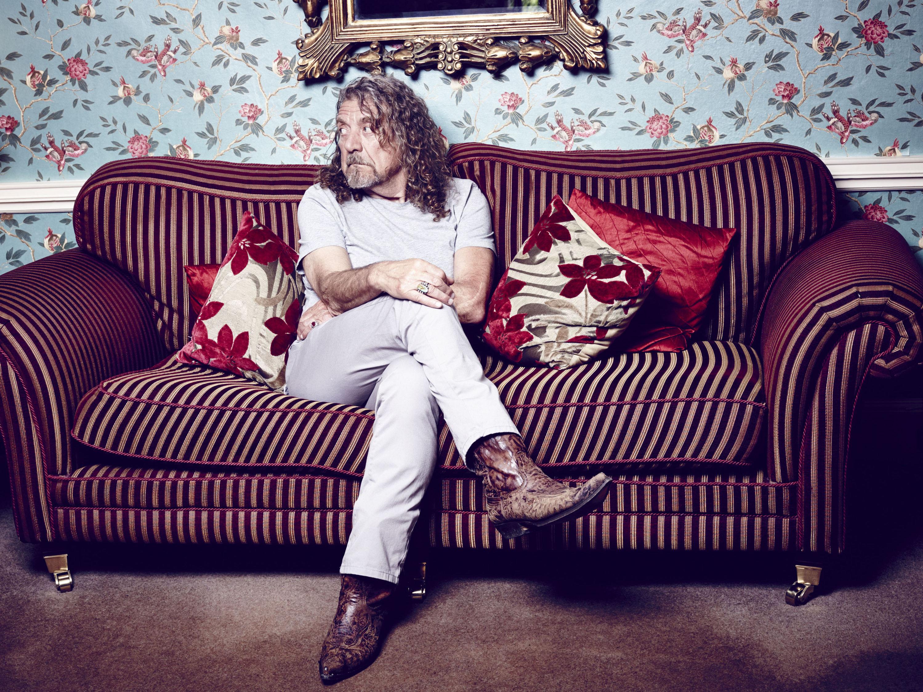 First Listen: Robert Plant, 'Lullaby And... The Ceaseless Roar'