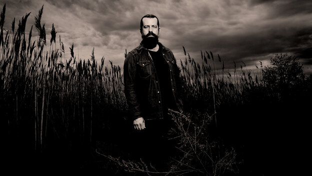 Sean Rowe's new album, Madman, comes out Sept. 9.