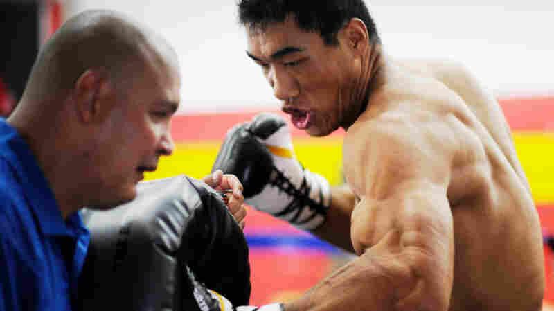 China's 'Great Wall' Takes A Hit At U.S. Heavyweight Boxing