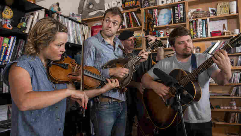 Nickel Creek: Tiny Desk Concert