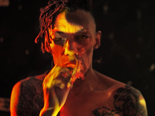 Tricky's new album, Adrian Thaws, comes out Sept. 9.