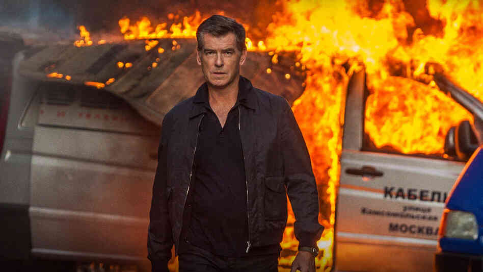 Pierce Brosnan plays an ex-CIA agent in The November Man.