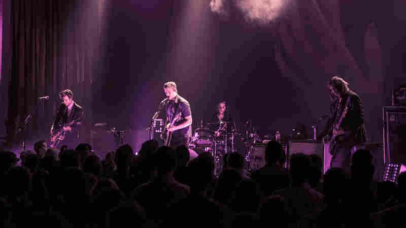 KCRW Presents: Interpol, Live In Concert