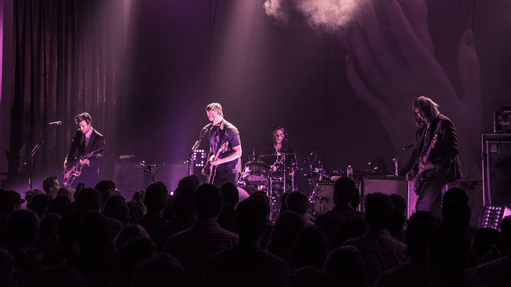 Kcrw Presents Interpol Live In Concert Npr