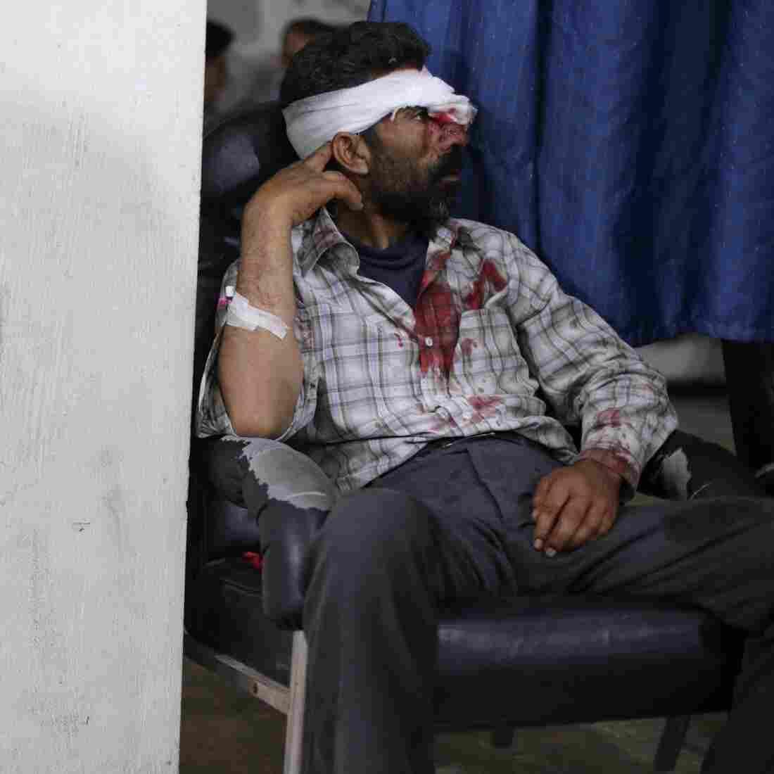 U.N. Says Assad Regime, Islamic State Are Committing War Crimes In Syria
