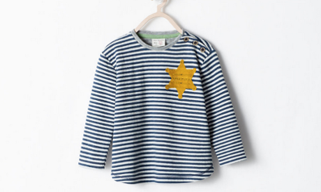 Fashion Retailer Zara Pulls Kids Shirt Resembling Concentration Camp ... f6267ea9649