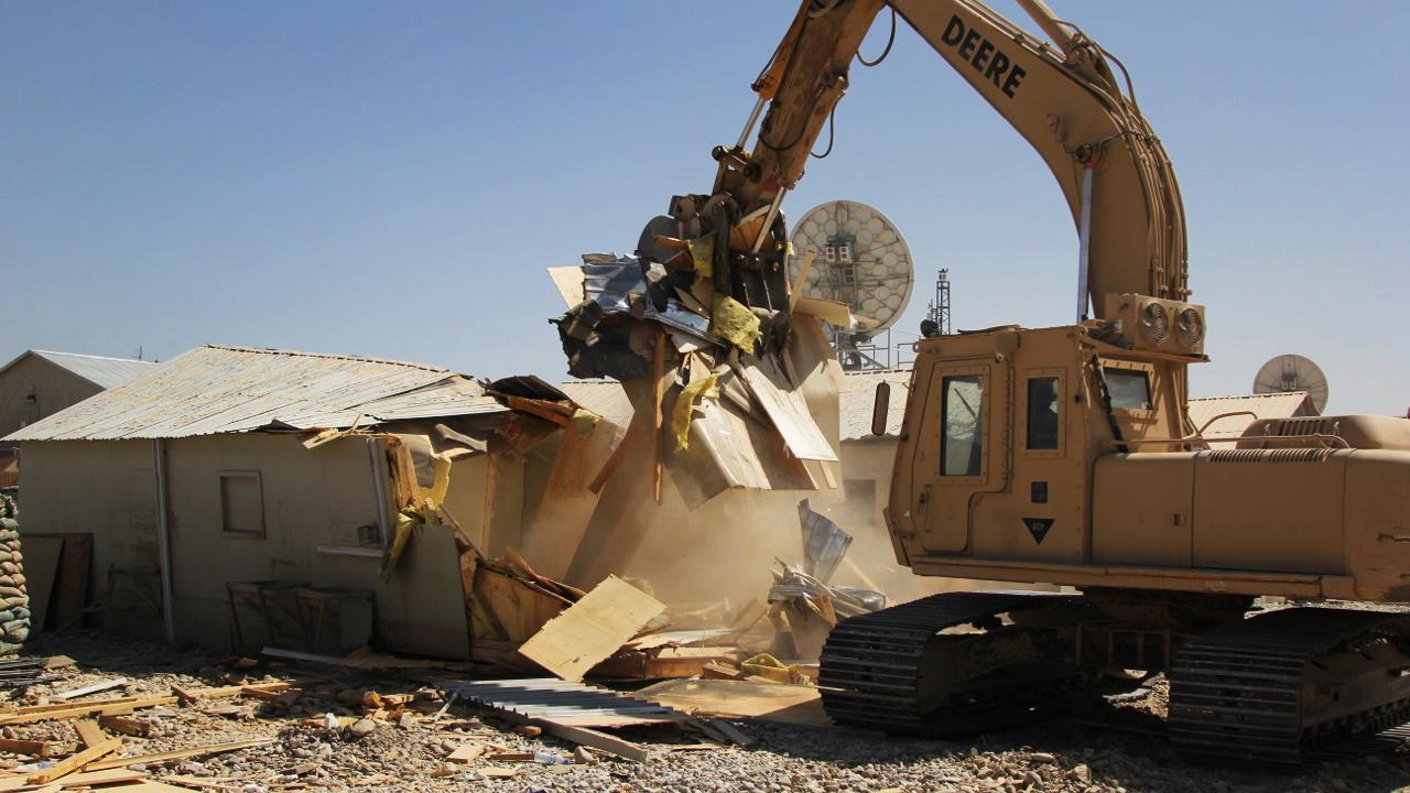 Image result for construction crews afghanistan