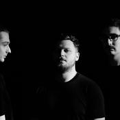 Thom Green, Joe Newman and Gus Unger-Hamilton of alt-J