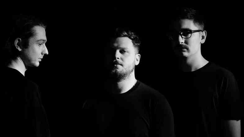 Thom Green, Joe Newman and Gus Unger-Hamilton of alt-J