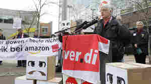 Amazon's German Workers Push For Higher Wages, Union Contract