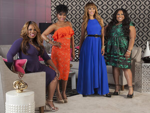 Beauty pro Tracy Balan, fashion maven Tiffiny Dixon, home/sanctuary guru Nikki Chu and soul coach Tanisha Thomas host Girlfriend Intervention, which is a real show, believe it or not.