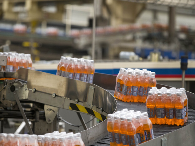 """People call Irn Bru Scotland's other national drink, after whisky,"" says Sara Grady, who works for a market research firm."