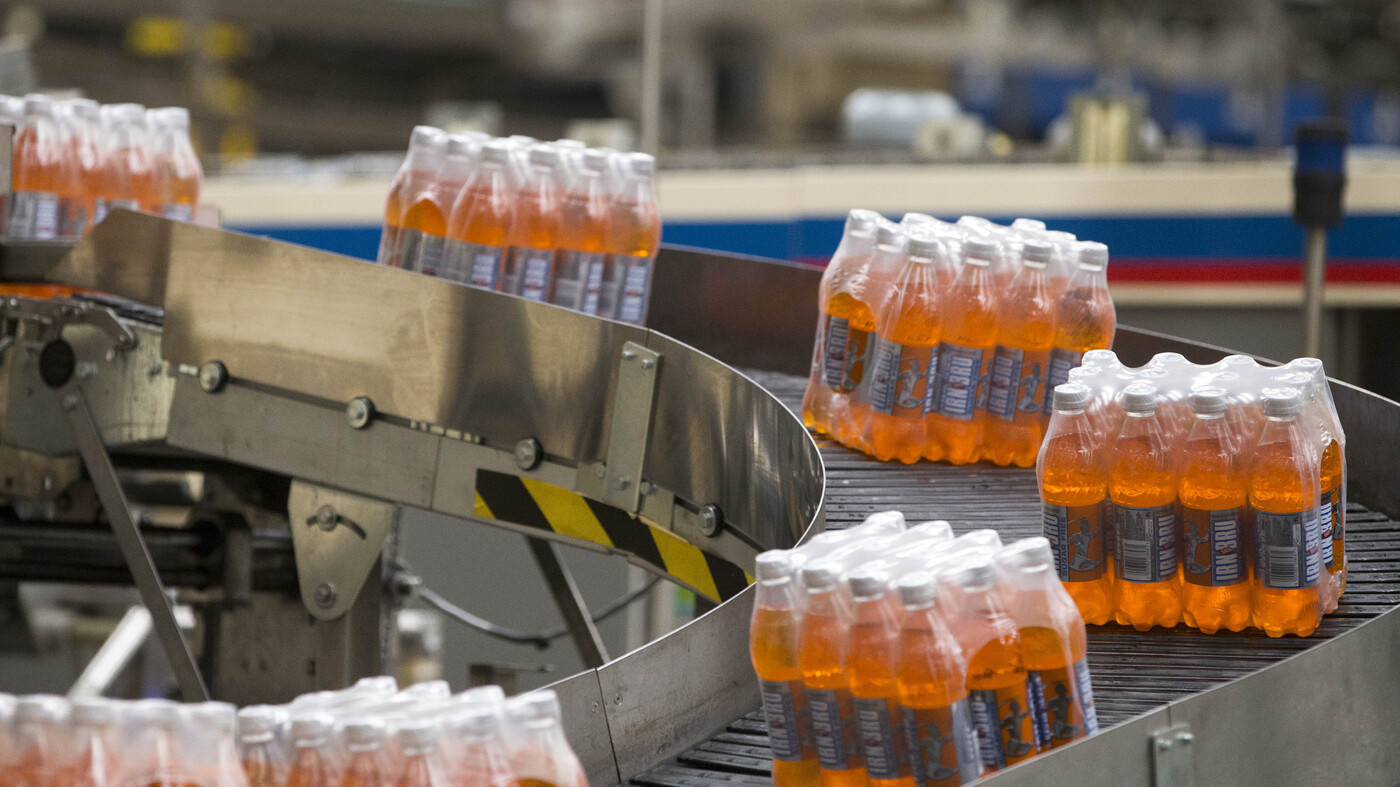 Image result for irn bru factory