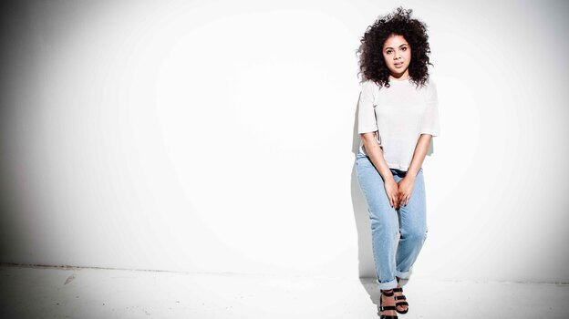 Mapei's new album, Hey Hey, comes out Sept. 23. (Courtesy of the artist)