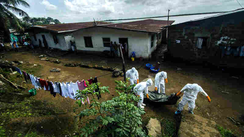 They Are The Body Collectors: A Perilous Job In The Time Of Ebola
