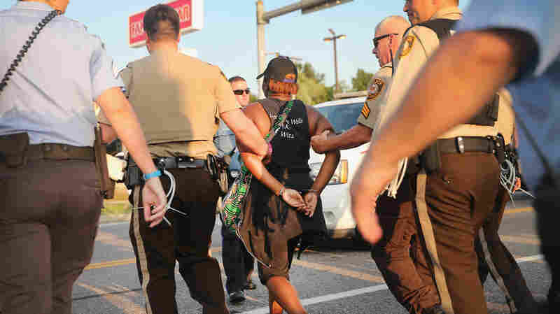 Zero-Tolerance Policing Is Not Racism, Say St. Louis-Area Cops