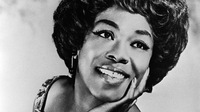 Jazz singer and pianist Sarah Vaughan reportedly earned the nickname